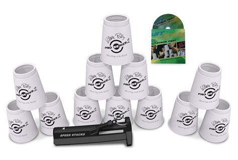 Mds Pro Seri 2 speed stacks pro series 2 pro series clear sport stacking