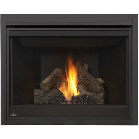 gas fireplace igniter napoleon b42 ascent builder series 42 quot direct vent