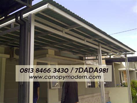 Canopy / Kanopi Baja Ringan Murah, Kuat, Tangguh