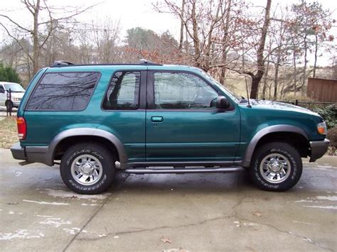 1999 ford explorer information boomthumpboom 1999 ford explorer specs photos modification info at cardomain