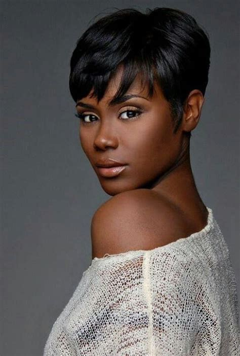 short haircuts black hair woman 28 trendy black women hairstyles for short hair popular