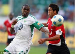 manchester united to face feared wolfsburg strikers as