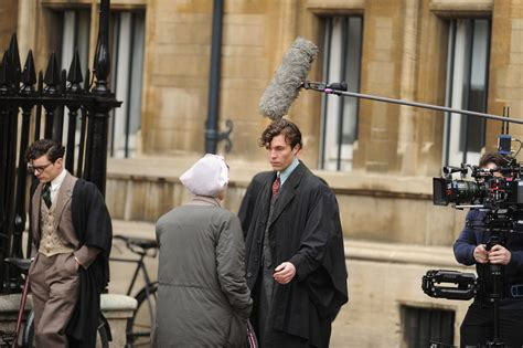 sophie cookson red joan sophie cookson filming red joan filming in cambridge
