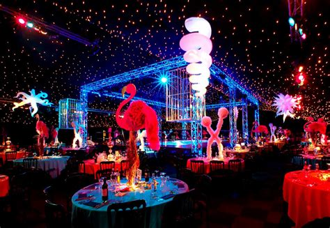 themed christmas events london whole venue events hire battersea evolution