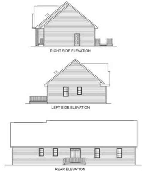 potter 1537 single story, four bedroom craftsman home plan