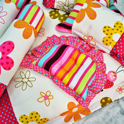 Sarung Bantal Bayi 30 a beautiful journey towards a wonderful new baby comforter set set tilam