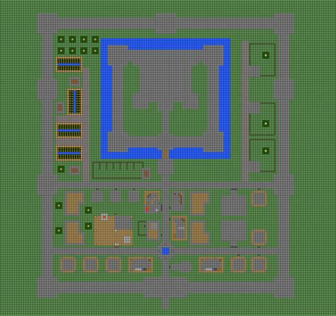 village layout minecraft another fortified village wip by coltcoyote on deviantart