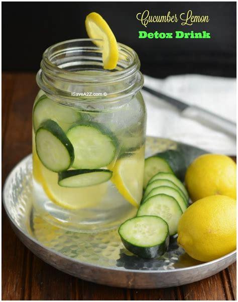 Lemon Cucumber Detox Water Results by Cucumber Lemon Detox Water Drink Lemon Detox Detox And