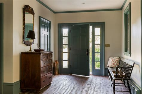 black front door with sidelights traditional entrance foyer front door with sidelights entry traditional with black