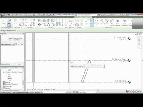 revit tutorial in tamil creating slanted walls