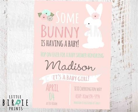 Baby Shower Guest Book Ideas Best 25 Ba Bunny Baby Shower Smart Worker