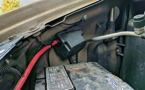 vanlife essentials installing  smart battery isolator