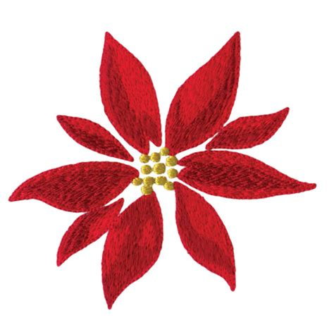 amazing designs com poinsettias and pine boughs embroidery designs by amazing