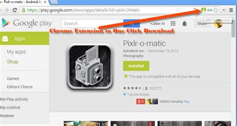 chrome web store apk downloader apk files directly to pc from play store techgainer