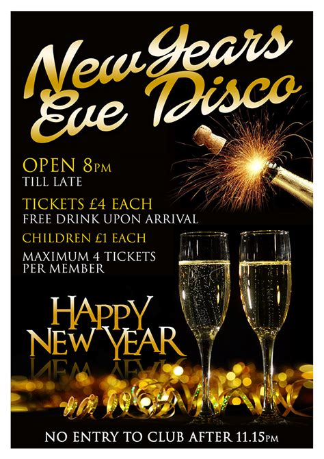 sober new years eve chicago aston fields social club 96 stoke road aston fields 01527 878040
