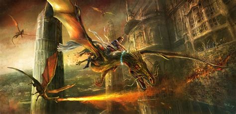 Dragons Images Attack Hd Wallpaper by Fallen Kingdom Wallpaper And Background Image 1653x800