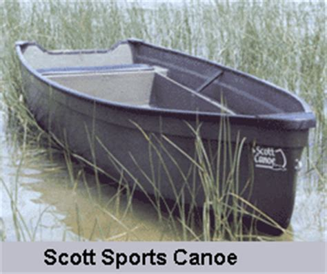scott canoe duck boat for sale marsh boats and skiffs