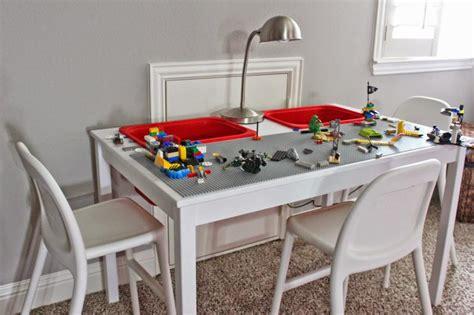lego table ikea lego ikea table hack crafts