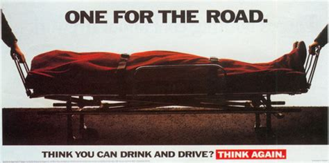 lürzer's archive 50 years of anti drink drive campaigning