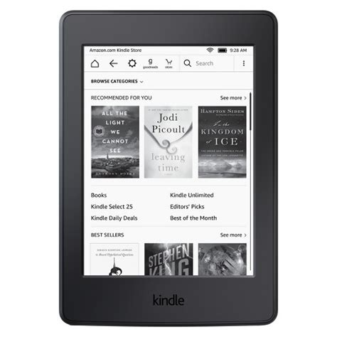 amazon kindle 8th generation amazon kindle wi fi 8th gen 2016 target