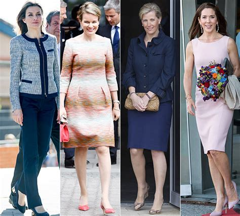 Our Favorite Style Clicks Of The Week The Rack Stylewatch Peoplecom 5 by Princess Letizia Mathilde And The Countess Of