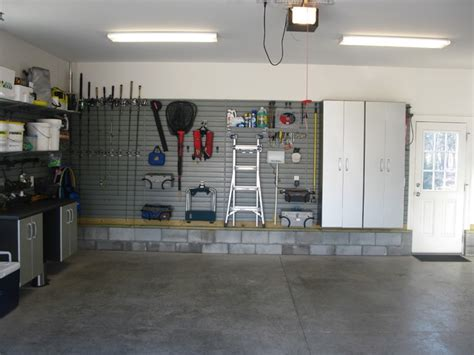 Garage Storage Wall Flow Wall Storage Solutions Contemporary Garage And
