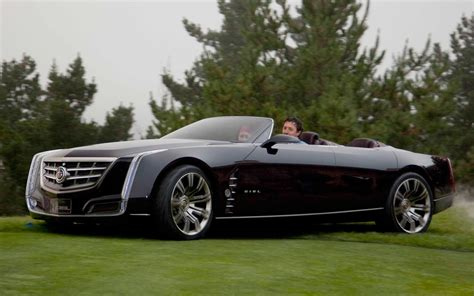 Cadillac Convertible Sports Car by New Cadillac Exec Confirms Possibility Of Flagship Sedan