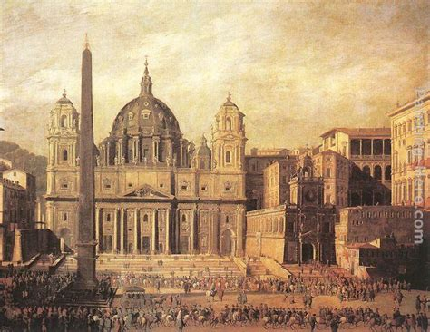 libro cathedral of the sea viviano codazzi st peter s rome painting framed paintings for sale