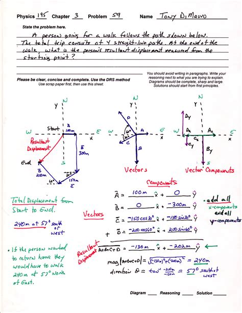 to physics vectors