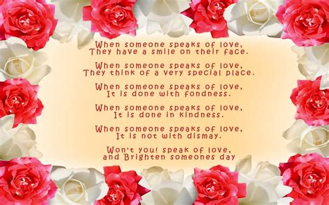 Valentines Day Roses That Speak To You by Diary Quotes Quotes