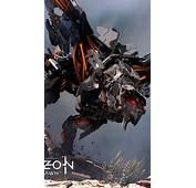Wallpaper Horizon Zero Dawn Action Role Playing