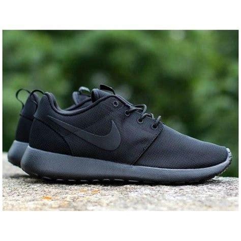 black nike shoes 25 best ideas about black nikes on black nike