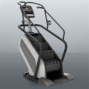 Commercial Stair Stepper Machines by Matrix C7xe Climbmill With Virtual Active Stair Climber