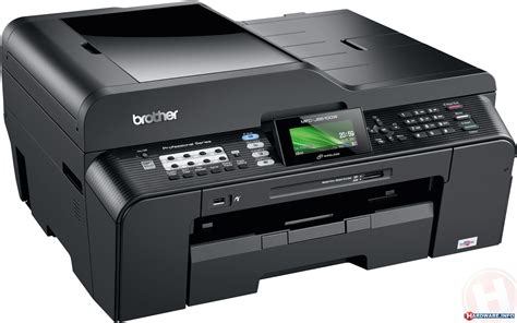 Four A3 Printers Round Up Living Large Brother Mfc J6510dw