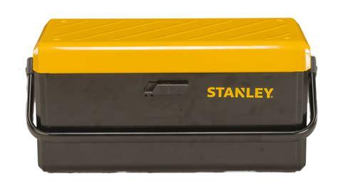 cassette porta attrezzi stanley cassetta porta attrezzi in metallo 19 quot stst1 75508 stanley