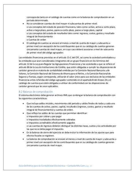 gua definitiva para interpretar 8417057021 guia definitiva para la contabilidad electronica 2016