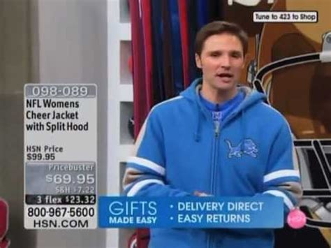 hsn football fan shop hsn football fan shop host demo