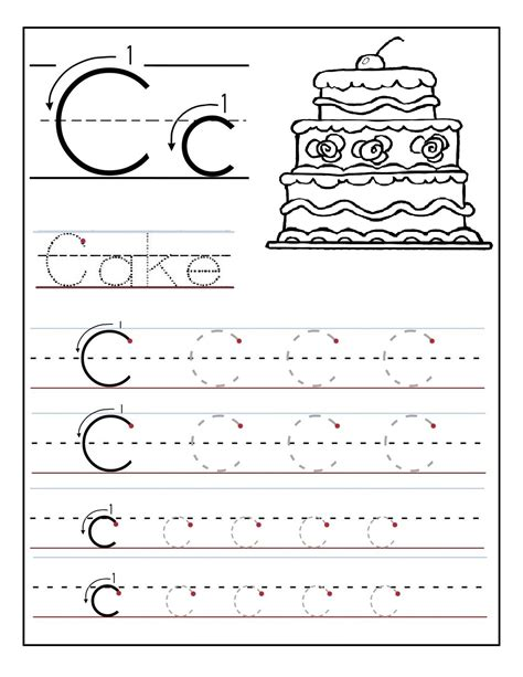 Kindergarten Letter Worksheets by Printable Worksheets Kindergarten Abitlikethis