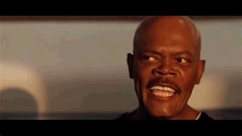 Samuel L Jackson Adds To Snake Repertoire With Black Snake Moan by Solid Snakes On A Plane