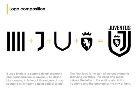 Juventus New Logo rethinking the new juventus logo