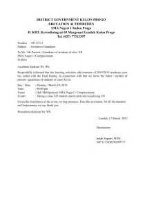 contoh surat bahasa indonesia lengkap referensi surat lengkap
