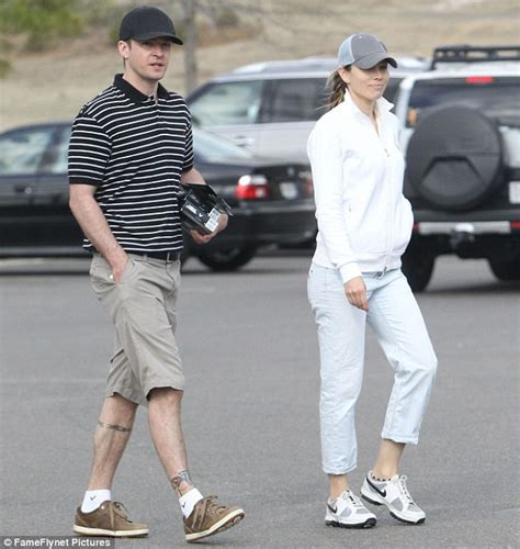 Does Biel Deserve To A Singing Career by Justin Timberlake Enjoys A Day On The Golf Course