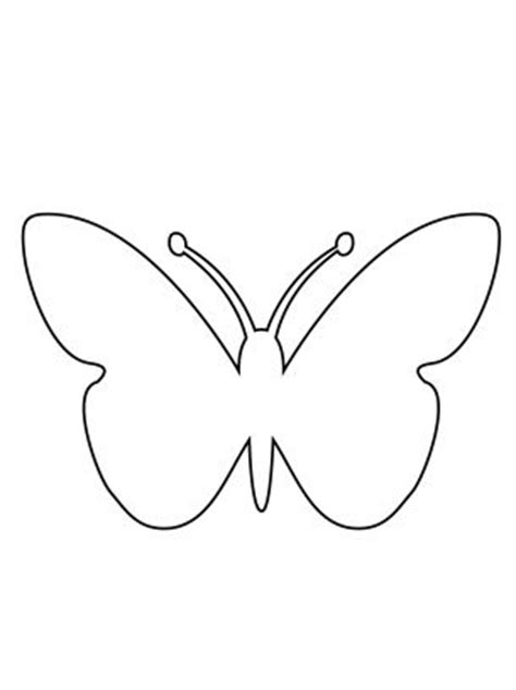 1000 ideas about butterfly template on pinterest