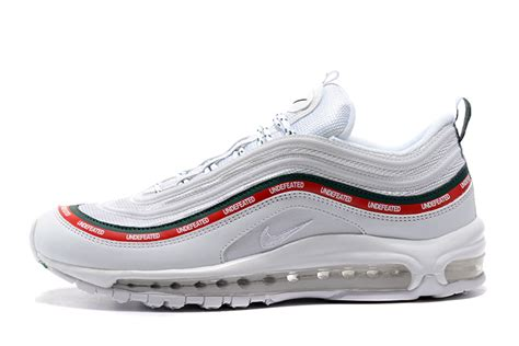 Nike Airmax 97 Og X Undefeated White undefeated x nike air max 97 og sail white gorge green