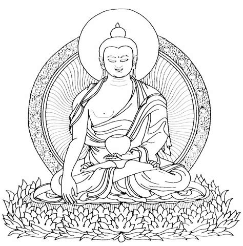 coloring pages of indian gods hindu mythology buddha 2 gods and goddesses