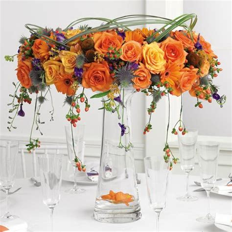 Cool Fruit Bowls by Fall Theme Wedding