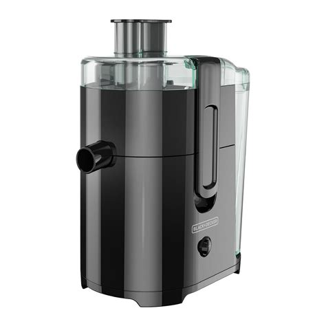 Juicer Vaganza 5 In 1 black decker 28 oz juice extractor je2400bd the home depot