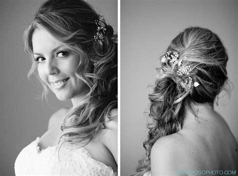 side swept wedding hairstyles hair owens