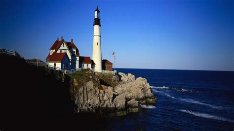 lighthouse in the usa wallpaper 250625