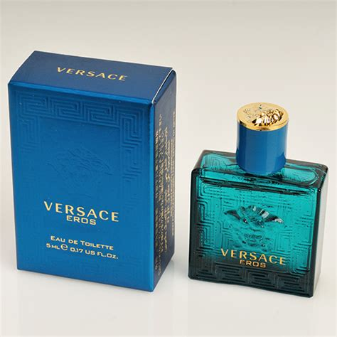 Parfum Mini Original versace perfumes eros eau de toilette 5ml mini mens parfums fragrance new in box ebay